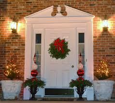Porch Ornaments Sumptuous Design Ideas Christmas Ornament Topiaries.