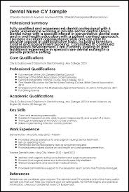 Resume For A Nurse Wikirian Com