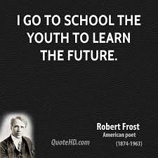 Robert Frost Quotes | QuoteHD via Relatably.com