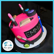 cake sweet 16 makeup