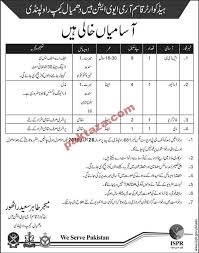 New Jobs New Jobs In Inter Services Public Relations 2018 Paktaza