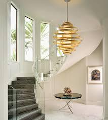 Vertigo Gold Leaf Pendant by Corbett Lighting Vertigo Gold Leaf Pendant by  Corbett Lighting [a ...