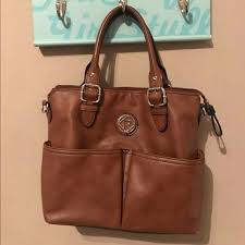 relic purses leather brown purse good condition are handbags real relic purses leather