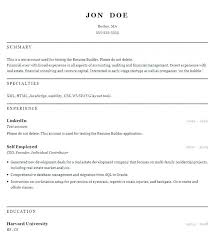 Free Resume Builder Online Best Free Online Resumes Builder Free Resume Builder Resumes Tire Resume