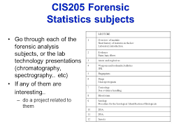university of sunderland bsc forensic computingproject ideas bsc  cis205 forensic statistics subjects go through each of the forensic analysis subjects or the lab