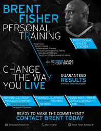 Good Flyers Examples 19 Fitness Flyer Designs Free Premium Templates Personal Trainer