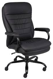 boss office s big man office chair 300lb capacity