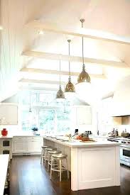vaulted ceiling kitchen lighting. Brilliant Vaulted Recessed Lighting For Vaulted Ceilings Ceiling Kitchen Best Ideas On  Cathedral And N