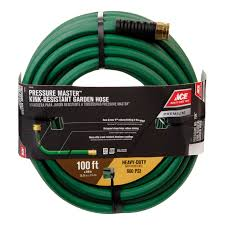 100 ft garden hose. ace 25ft heavy duty pressure master garden hose hoses 100 ft