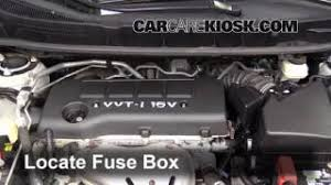 oil filter change pontiac vibe pontiac vibe blown fuse check 2009 2010 pontiac vibe
