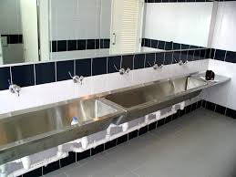 trough bathroom sink manufacturers trough sink bathroom for our family bathroom tomichbros com