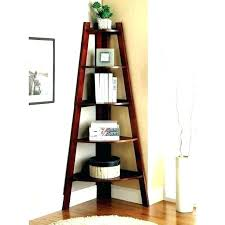 leaning shelf ladder bookcase under stairs wall mounted shelves step ikea australia l