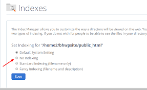 How to Disable Directory Browsing of Your WordPress Website ...