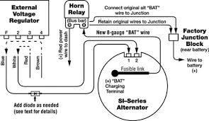 wiring diagram how to wire gm alternator diagram my modified gm 2 wire alternator wiring diagram at Basic Chevy Alternator Wiring Diagram