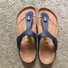 birkenstock size 36 birkenstock shoes new never worn gizeh sandals size 366 poshmark