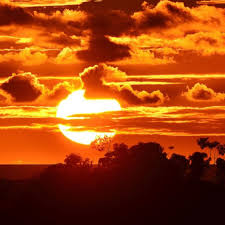 Sunset over Adelaide - ABC News ...