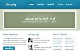 Free Dreamweaver Website Templates Free Dreamweaver Business Website Templates 6