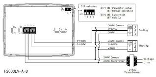 vav wiring diagram vav image wiring diagram switch thermostat vav thermostat heat and cool on vav wiring diagram