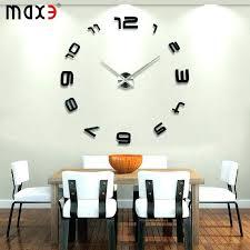 contemporary wall clocks contemporary wall