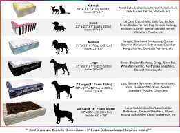 Cavalier Weight Chart See What Ive Designed At Jadore Custom Pet Beds