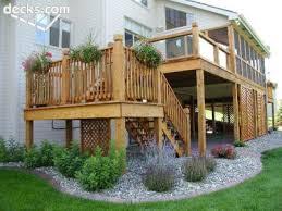 deck ideas. Tremendous Deck Design Ideas Photos 40 Best To Make Space Under DecOMG Deck Ideas