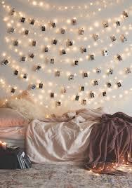 kids room with fairy lights