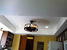 Led Kitchen Ceiling Lighting Track Lighting Decorations Awesome - Semi flush kitchen lighting