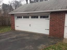 cottage garage doorsCottage Style Garage Door Installation Roseville MN  Garage Door