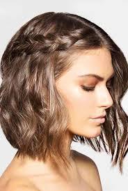 Image Coiffure De Fetes Cheveux Court Coupe De Cheveux Femme