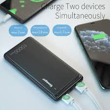 Pin sạc dự phòng Essager 10000mAh cho điện thoại di động - Pin sạc dự phòng  di động