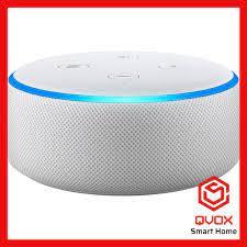 Amazon - Echo Dot (Thế hệ thứ 3) - Loa thông minh với Alexa B07PGL2N7J  [HÀNG CHÍNH HÃNG]