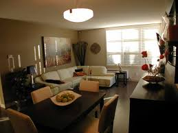 Small Living Room Dining Room Combo Designs  Accent Wall With Small Living Dining Room Combo Designs