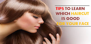 tips to learn which haircut is good for your face