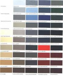 Sem Marine Vinyl Coat Color Chart Paint Online Charts Collection