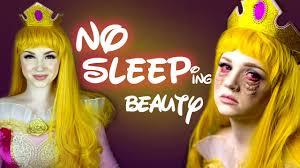 no sleeping beauty makeup tutorial glam gore disney princess you