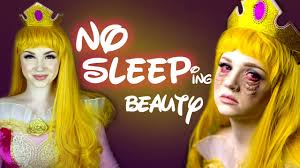 no sleeping beauty makeup tutorial glam gore disney princess you