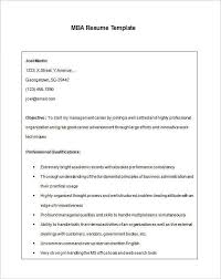 Maybe you would like to learn more about one of these? 15 Mba Resume Templates Doc Pdf Free Premium Templates