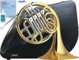 Yamaha French Horn Mouthpiece Chart Wind Instrument Made In Yamaha Yamaha Yhr 567 French Horn F B Fulda Bulldog Horn New Article 4 Rotary Valve Horn Unitary Fashion Body Mouthpiece
