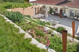 Beetterrassen Gartengestaltung Am Hang Garten Pinterest Am Besten ...