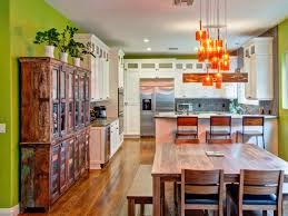 Dp Jackson Design And Remodeling Green Eclectic Kitchen Cabinets H Rend  Hgtvcom