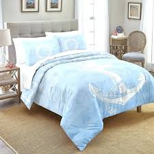 nautical bed sets aqua anchor comforter set the best nautical quilts and nautical baby boy bedding set