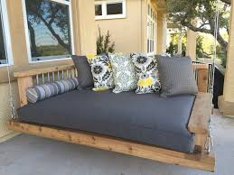 Porch Swing Bed Porch Swing Bed Chaise Lounge Chair Day Bed Swing