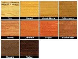 Natural Wood Stain Colors Solid Pricespy Co
