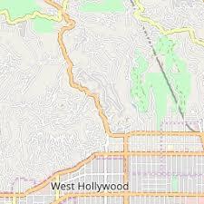 melrose avenue west hollywood ca