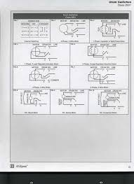 the wiring diagram for reversing a v electric motor drum switch