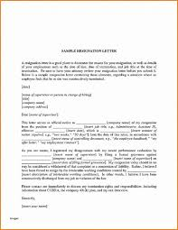 Resignation Letter: Sample Resignation Letter For Pregnancy ...