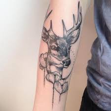 Jelen Tetování Hodnota