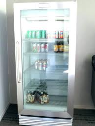 gorgeous glass front refrigerator residential sub zero clear door refrigerator inspirational glass front refrigerator residential glass door refrigerator