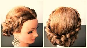 Hair Style For Medium Hair Holiday Braided Hairstyle Hairstyle Ideas For Long Medium Hair 6649 by wearticles.com