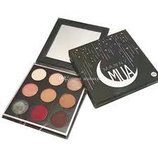 makeupgeek x manny mua eyeshadow cosmetics pressed powder palette kit long lasting matte make up free ship professional makeup professional makeup kits from